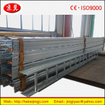 galvanised steel cable tray