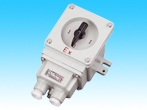 BHZ51 series Explosion-Proof transfer switches